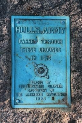Hull's Army Marker image. Click for full size.