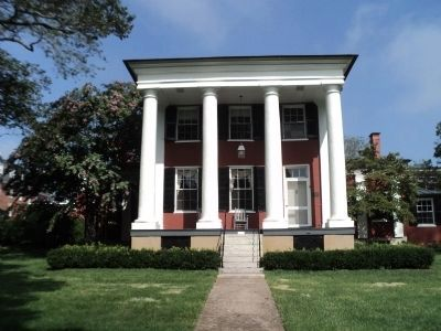 Lee-Jackson House at Wash. & Lee Univ. image. Click for full size.