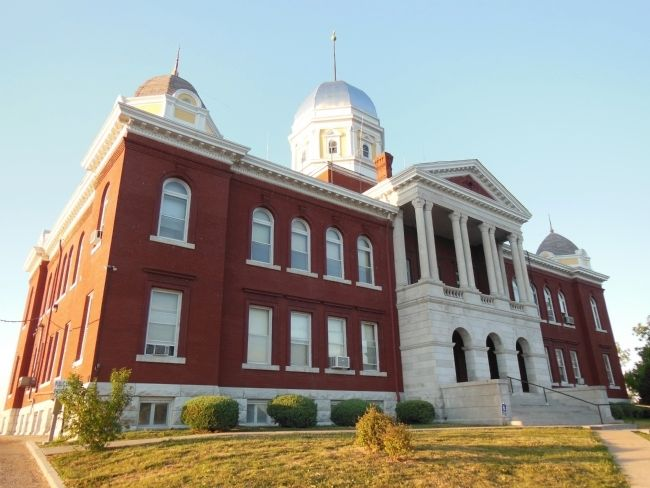 Gasconade County Courthouse image. Click for full size.