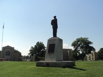 George C. Marshall Monument image. Click for full size.