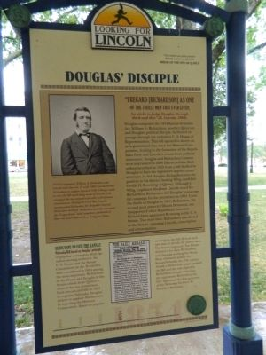 Douglas' Disciple Marker image. Click for full size.