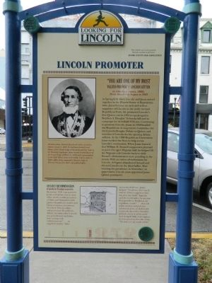 Lincoln Promoter Marker image. Click for full size.