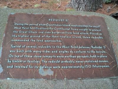 Redoubt 5 Marker image. Click for full size.