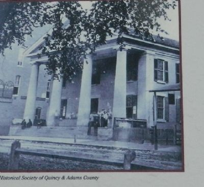 Adams County Courthouse image. Click for full size.