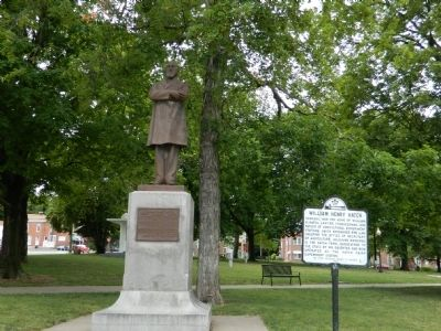 William Henry Hatch Statue image. Click for full size.