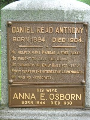 The Anthonys Marker image. Click for full size.