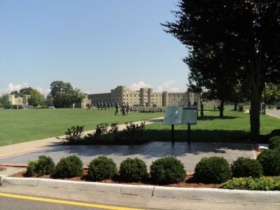 Marker at VMI image. Click for full size.