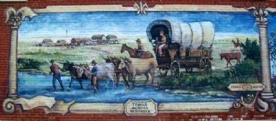 Kearney: From the Beginning Mural image. Click for full size.