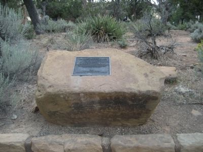 Mesa Verde Administrative District Marker image. Click for full size.