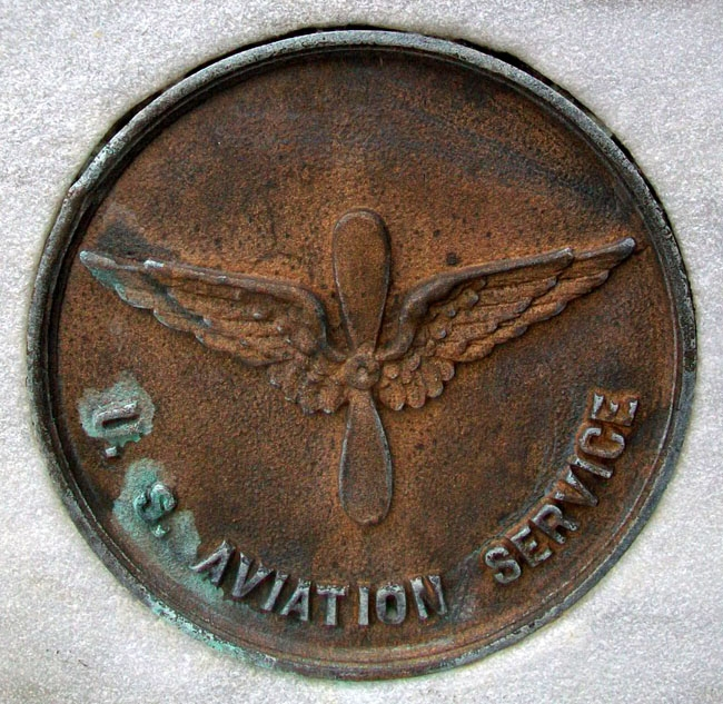 World War Memorial USAS Medallion