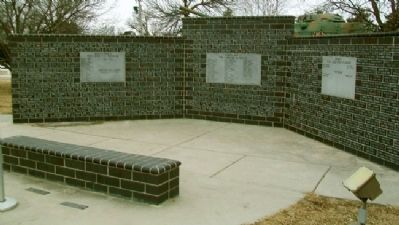 Franklin County Veterans Memorial image. Click for full size.