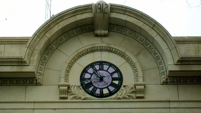 Phillips County Courthouse Clock