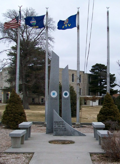 Trego County Veterans Memorial