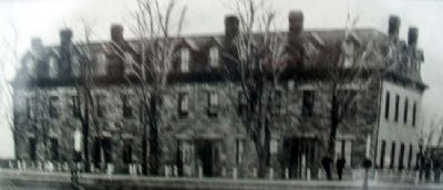 The Ellis House Photo on Marker image. Click for full size.