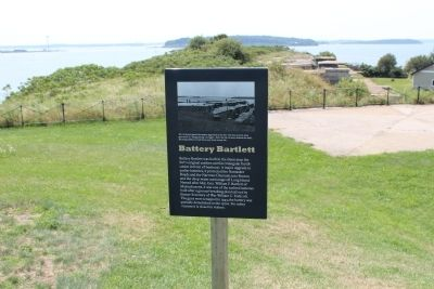 Battery Bartlett Marker image. Click for full size.
