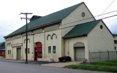 Portsmouth Foundry & Machine Works and Marker image. Click for full size.