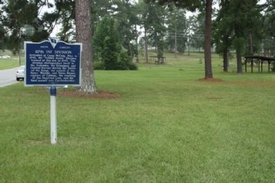 87th Inf Division trained at this site in 1944. image. Click for full size.