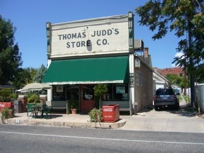 The Judd Store image. Click for full size.