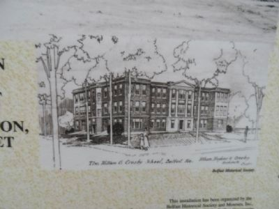 William G. Crosby School image. Click for full size.