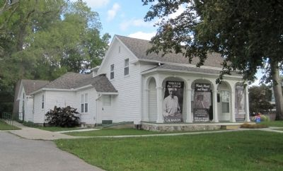 Liberty Hyde Bailey Birthplace, a Registered Historic Place image. Click for full size.