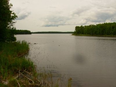 Turtle-Flambeau Flowage image. Click for full size.