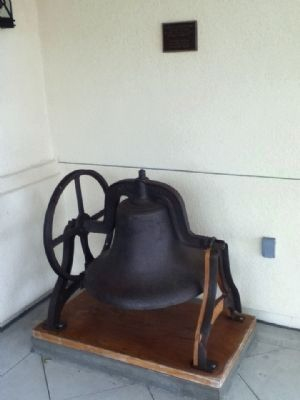 The Bell From the First School image. Click for full size.