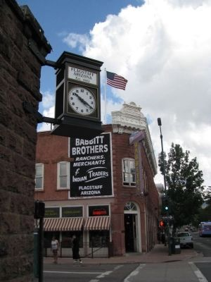 Babbitt Brothers Building image. Click for full size.