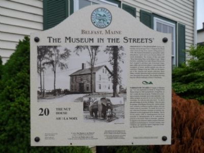 The Nut House Marker image. Click for full size.
