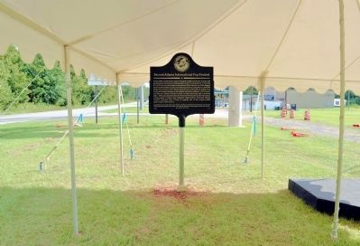Second Atlanta International Pop Festival Marker image. Click for full size.