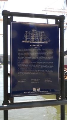 Wavertree Marker image. Click for full size.