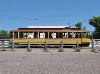 Excelsior Streetcar 1239 image. Click for full size.