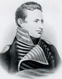 Zebulon Pike, after whom Pike County is named image. Click for full size.