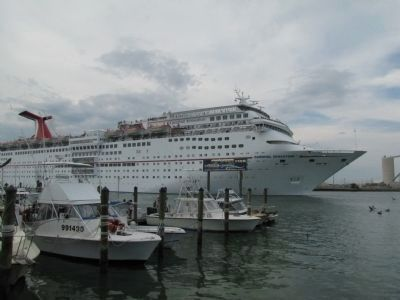 Carnival Sensation Departure from Port Canaveral image. Click for full size.