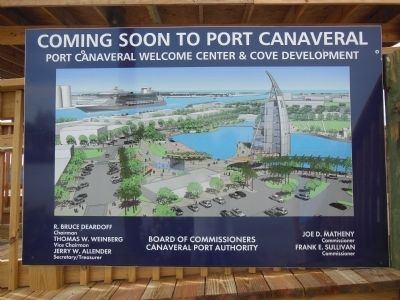 Future Port Canaveral Development image. Click for full size.