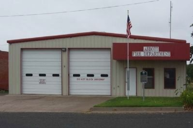 Abbott Marker image. Click for full size.