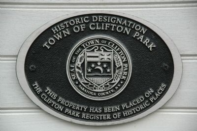 Amity Reformed Church Plaque image. Click for full size.