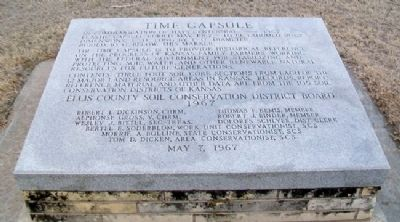 Time Capsule Marker image. Click for full size.