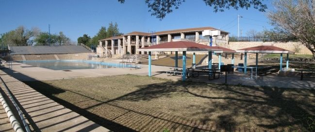 Comanche Springs Swimming Pool image. Click for full size.