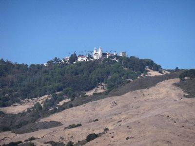 Hearst Castle image. Click for full size.