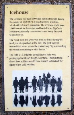 Icehouse Marker image. Click for full size.