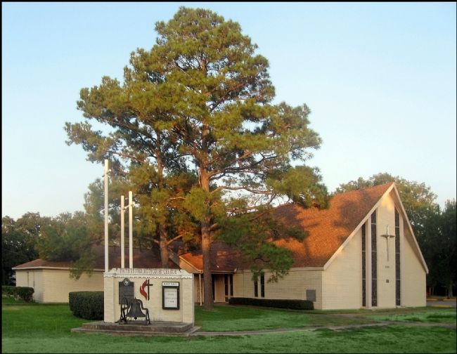 Faith United Methodist Church image. Click for full size.