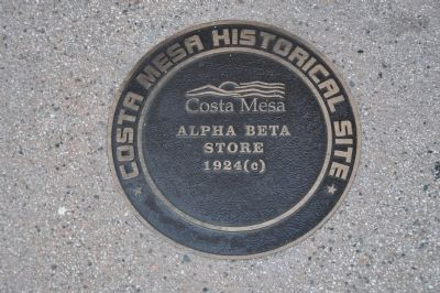 Alpha Beta Store Marker image. Click for full size.