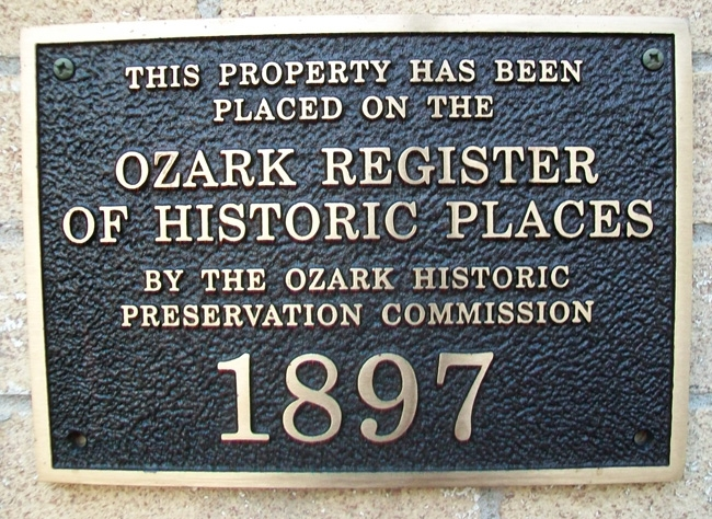 Commercial Block ORHP Marker