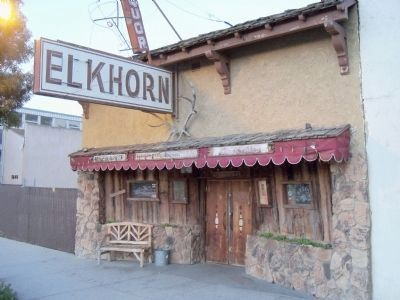 Elkhorn Saloon image. Click for full size.