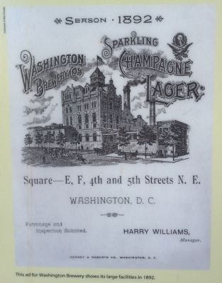 Washington Brewery image. Click for full size.