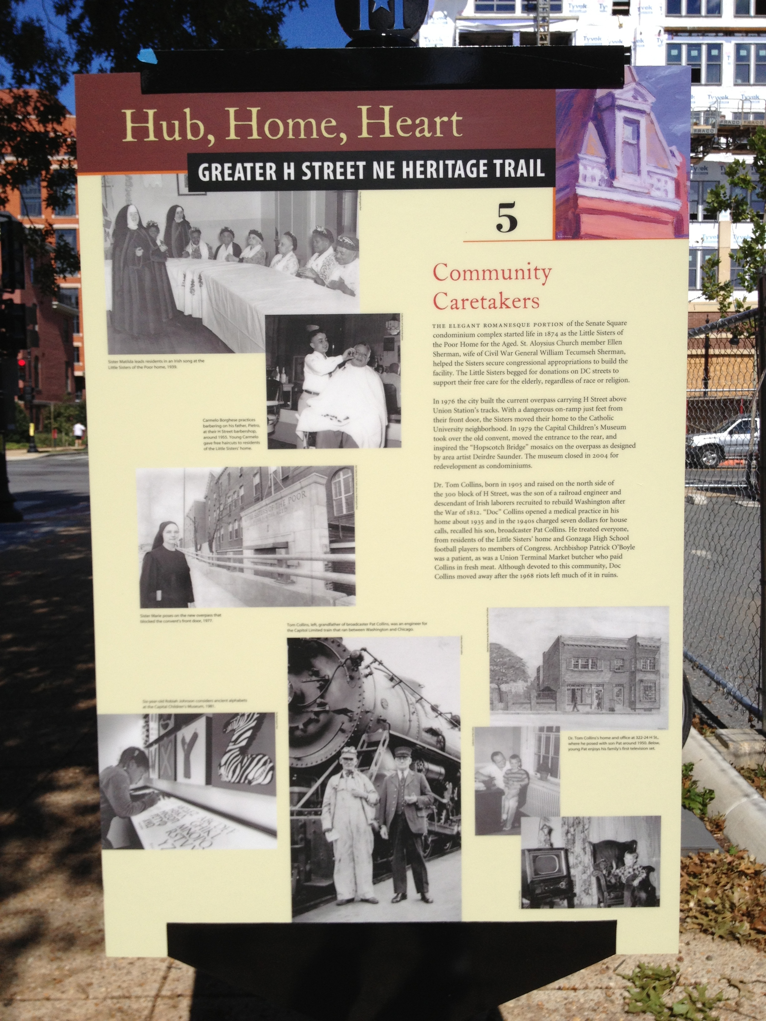 Community Caretakers Marker
