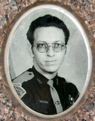 "Trooper Kenneth ""Kenny"" Osborn image. Click for full size."