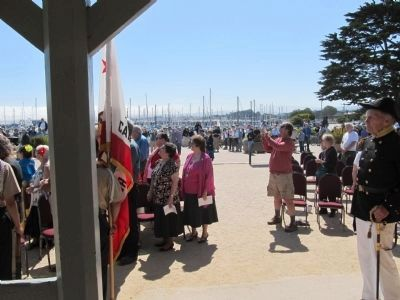 Sloat's Landing Celebration 2012 image. Click for full size.