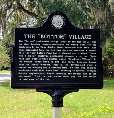 "The ""Bottom"" Village Marker image. Click for full size."