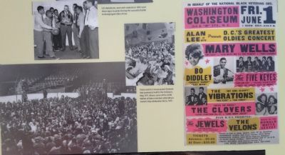 Vietnam War Protests, Savior's Day, and Concert Bill image. Click for full size.